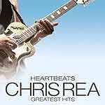 Chris Rea - Heartbeats - Chris Reas Greatest Hits cover