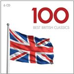 Image of 100 Best British Classics (Music CD)