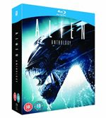 Alien Anthology édition 4 blu-ray