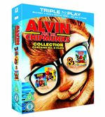 Alvin And The Chipmunks Collection (BluRayDVD)