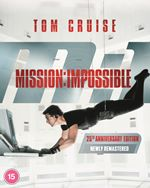 Mission Impossible 25th Anniversary Edition [Blu-ray] [2021]