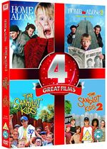 Home Alone  Home Alone 2  The Sandlot  The Sandlot 2