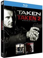 Image of Taken / Taken 2 Double Pack (Blu-ray)