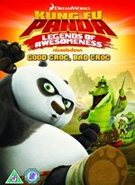 Click to view product details and reviews for Kung fu panda legends of awesomeness good croc bad croc.
