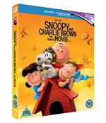 Snoopy And Charlie Brown The Peanuts Movie