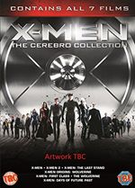 XMen  The Cerebro Collection (7 Films Box Set)