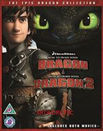 How to Train Your Dragon  How to Train Your Dragon 2 (Bluray)