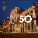 Image of 50 Best Wiener Philharmoniker (Music CD)