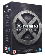 XMen Collection DVD 2000