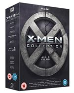 XMen Collection Bluray 2000 (Bluray)