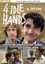 Four Idle Hands (4): Complete Series 7953261