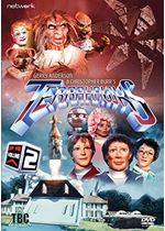 Terrahawks: The Complete Second Series [DVD]