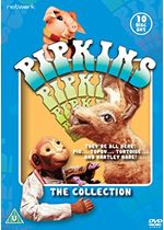 Click to view product details and reviews for Pipkins the collection dvd.