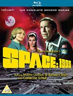 Space: 1999 - The Complete Second Series [Blu-ray] (Blu-ray)