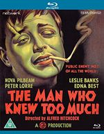 The Man Who Knew Too Much Blu-Ray 7957082