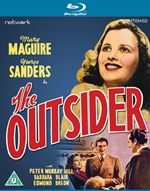 The Outsider (Blu-ray) 7957098