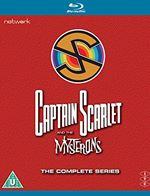 Captain Scarlet and the Mysterons: The Complete Series [Blu-ray] (Blu-ray)