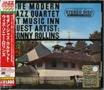 Modern Jazz Quartet (The)  At Music Inn (Guest Artist Sonny Rollins) (Music CD)