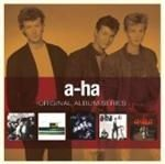Image of A-ha - Original Album Series (5 CD Box Set) (Music CD)