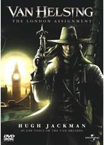 Van Helsing The London Assignment (Animated) DVD 8221542