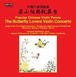 Image of Butterfly Lovers Violin Concerto: Popular Chinese Violin Pieces (Music CD)