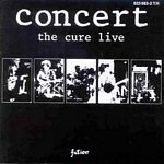 The Cure  Concert  The Cure Live (Music CD)