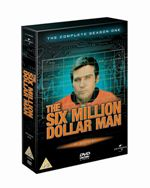 The Six Million Dollar Man  Complete Season 1