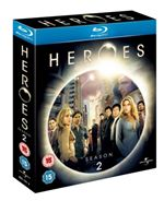 Heroes  Season 2 (BluRay)