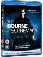 THE Bourne Supremacy Blu-Ray NEW RB 8259731