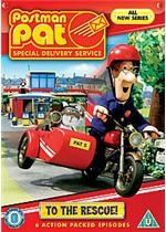 Postman Pat  Pat To The Rescue