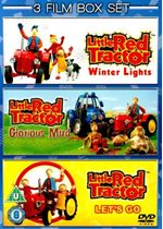 Little Red Tractor - Winter Lights Let's Go Glorious Mud DVD 8272864
