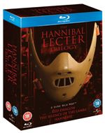 The Hannibal Lecter Trilogy Blu-ray 8280727