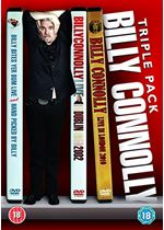 Billy Connolly: Triple Box Set (3 Discs) 8281128
