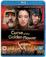 Curse Of The Golden Flower Blu Ray 8285683