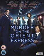 Murder on the Orient Express [4K UHD + Blu-ray + Digital Download] [2017] (Blu-ray)
