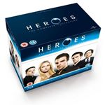 Heroes Season 1-4 Complete Blu-Ray Box Set 8290010
