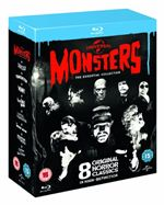 Universal Classic Monsters: The Essential Collection 8291456