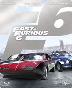 Fast and Furious 6 édition limitée steelbook (blu-ray)
