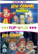 Flip & Play Alvin and the Chipmunks Meet Frankenstein  Alvin and the