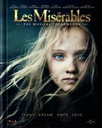 Les Miserables Limited Edition Digibook Blu-Ray UV Digital Copy 8294371