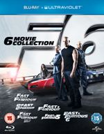 Fast and Furious 1 à 6 (blu-ray)