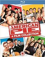 American Pie 4 Film Collection BluRay (With UV)
