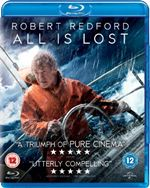All Is Lost Blu-ray 8296925