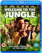 Welcome to the Jungle Blu Ray 8297371