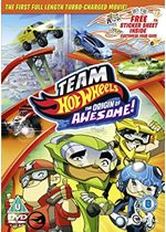 Team Hot Wheels: The Origin of Awesome (Includes Sticker Sheet) 8300551