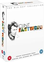 Clint Eastwood - The Blu-ray Collection 8301120