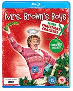 Mrs. Brown's Boys: More Christmas Crackers (Blu-ray) 8301337