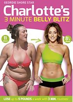 Click to view product details and reviews for Charlotte crosbys 3 minute belly blitz.