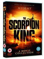The Scorpion King/The Scorpion King 2 - Rise of. 8302778