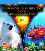 Our World & Beyond 3D Collection [Blu-ray] [2015]
